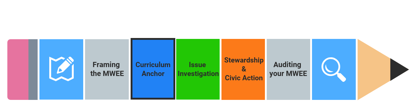 Curriculum Anchor header